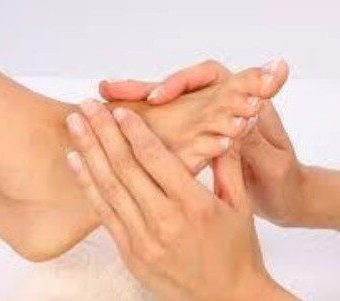 reflexology weekend workshop