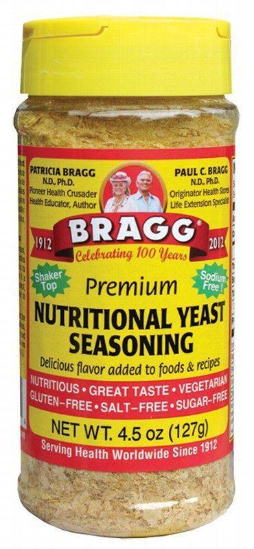 braggs nutritional yeast seasoning