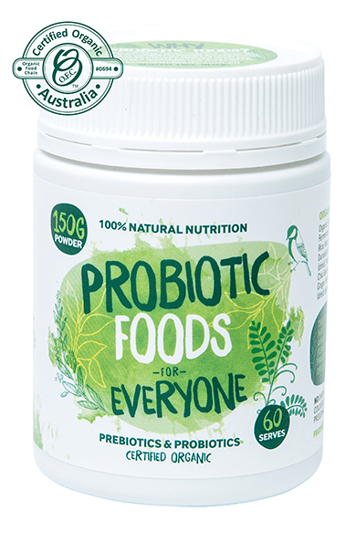 Probiotic Foods for Everyone