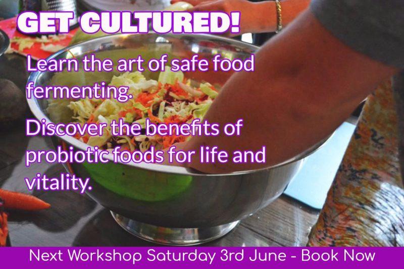 Get Cultured Fermenting Workshop