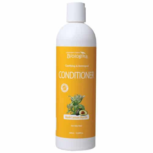 organic conditioner lemon myrtle